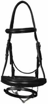 Vespucci Dressage Snaffle Bridle - Advanced Saddle Fit