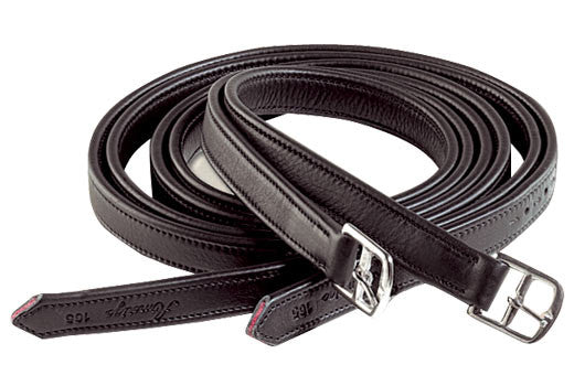 Amerigo Stirrup Leathers - Advanced Saddle Fit