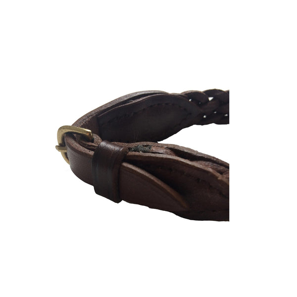 Advanced Saddle Fit - Dobert Braided Reins