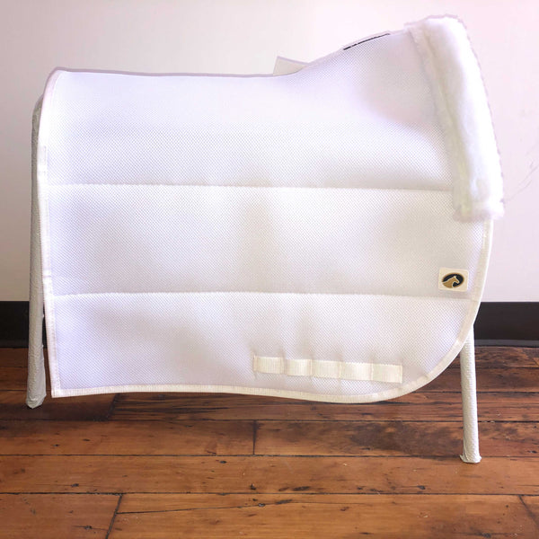 Advanced Saddle Fit | Ecogold Frictionless Saddle Pad