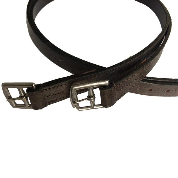 Advanced Saddle Fit - Bull Hide Stirrup Leathers