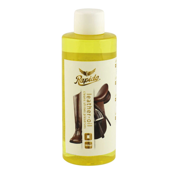 Rapide Leather Oil - Advanced Saddle Fit