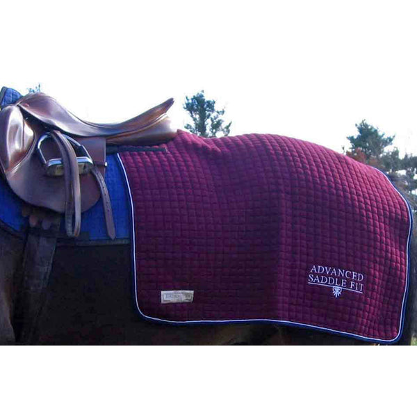Advanced Saddle Fit - Thermatex Quarter Rug