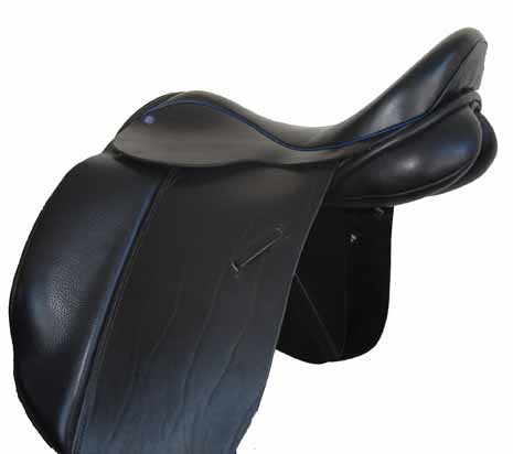 Detente Argus Dressage Saddle - Advanced Saddle Fit
