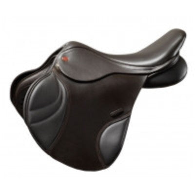 Kent and Masters S-Series Jump Saddle - Advanced Saddle Fit