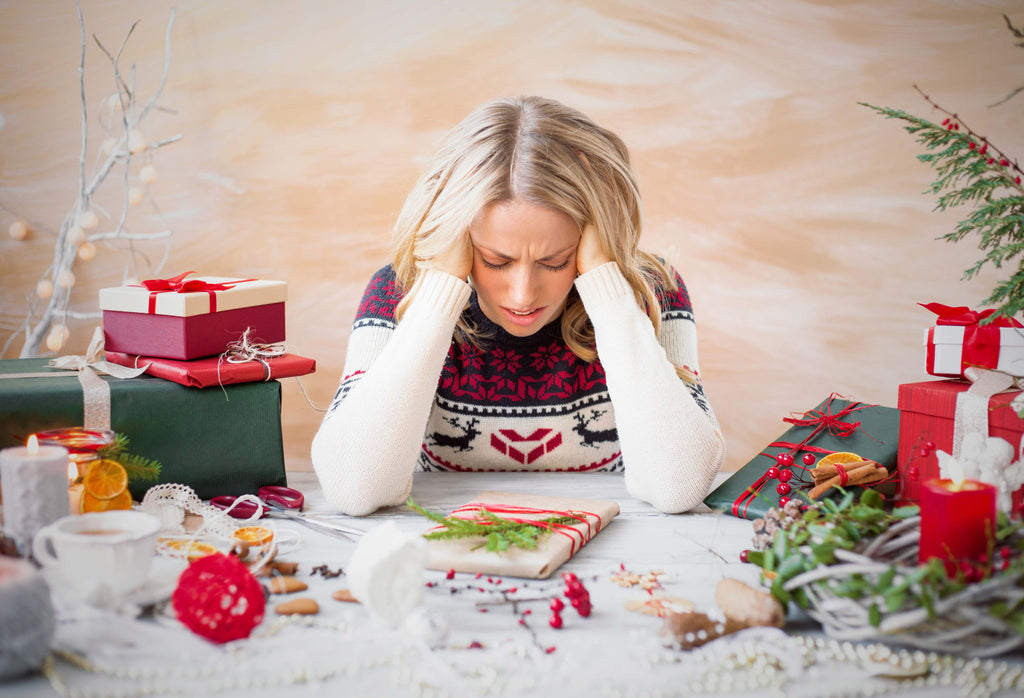 Combating Holiday Stress