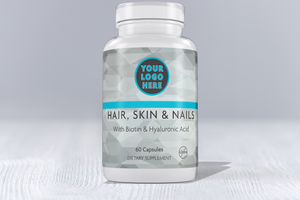 Hair, Skin & Nails Support Capsules