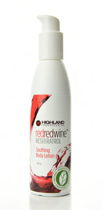 REDREDWINE™ Resveratrol Soothing Body Lotion
