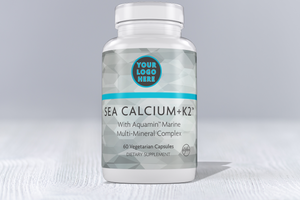 Sea Calcium Plus K-2 Capsules
