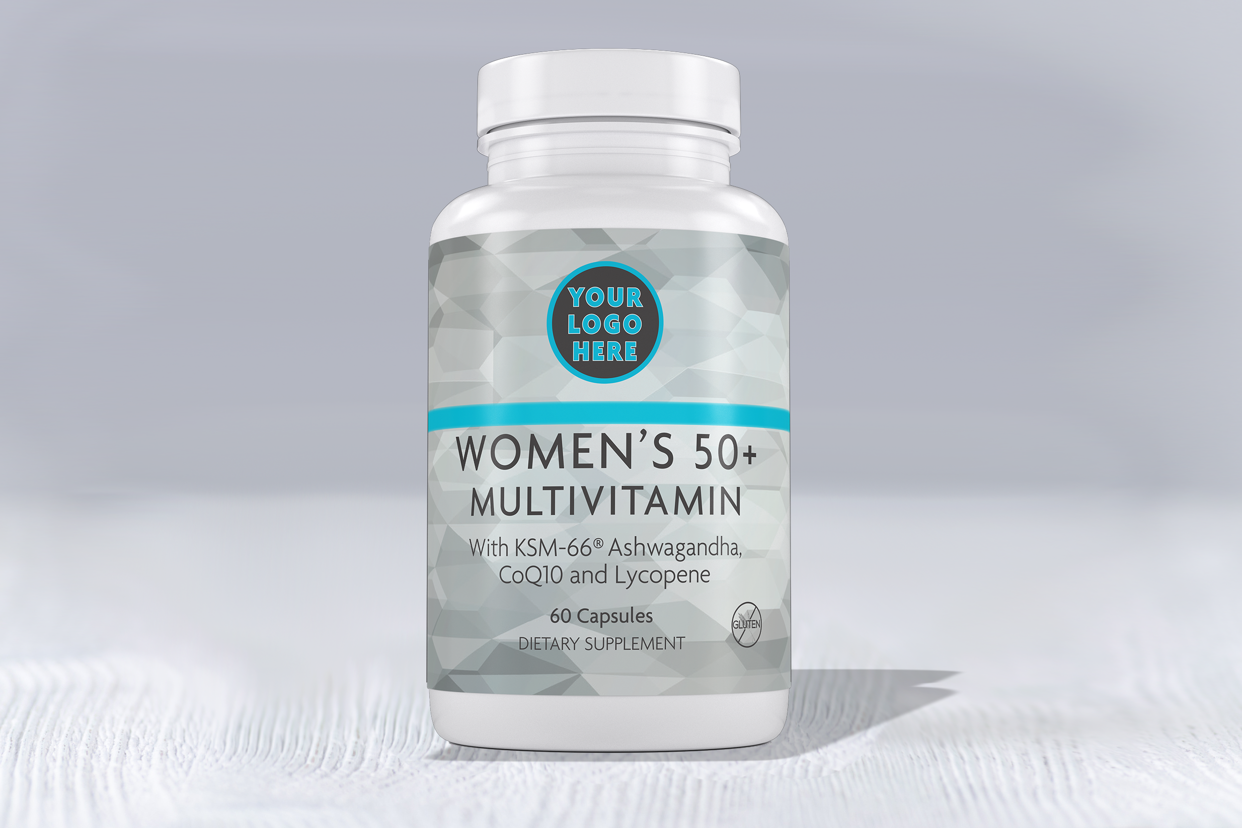 Women's 50+ Multivitamin Capsules