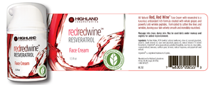 Red, Red Wine™ Face Cream SFB
