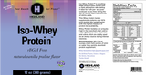 Iso-Whey Protein