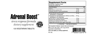 Adrenal Boost Tablets Supports Adrenal Energy