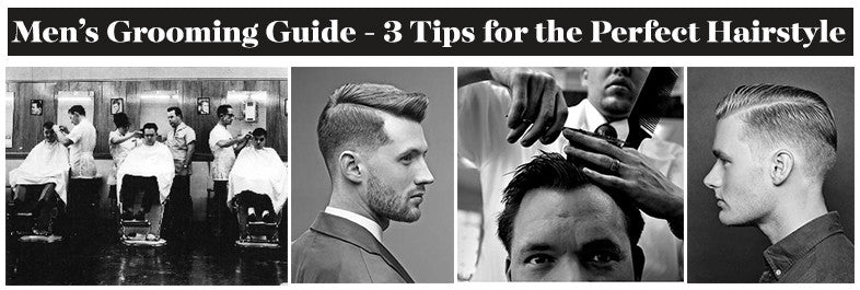 guide to haircuts s grooming guide 3 tips for the hairstyle 5913