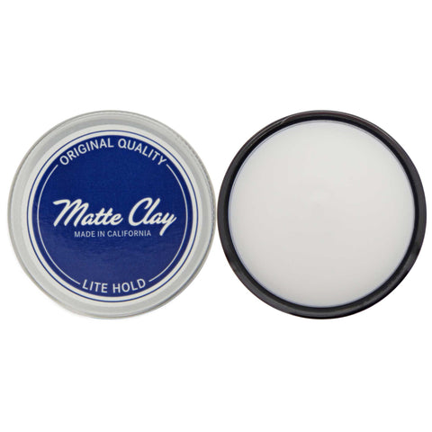Matte Clay - Open Top