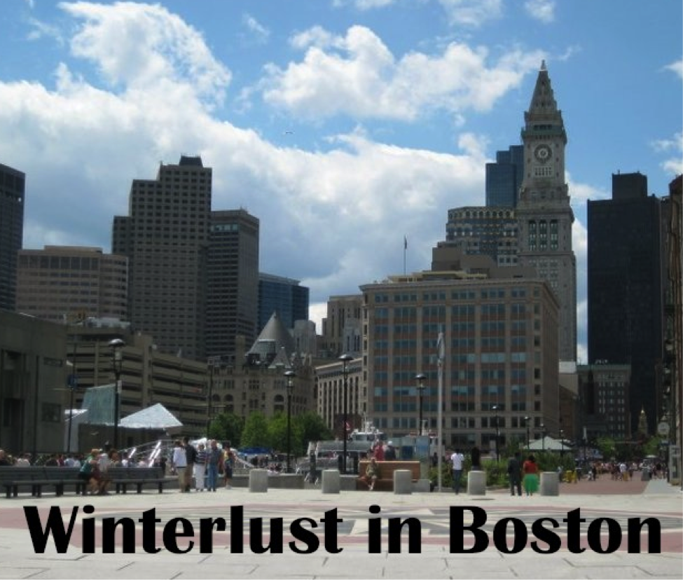 Winterlust in Boston
