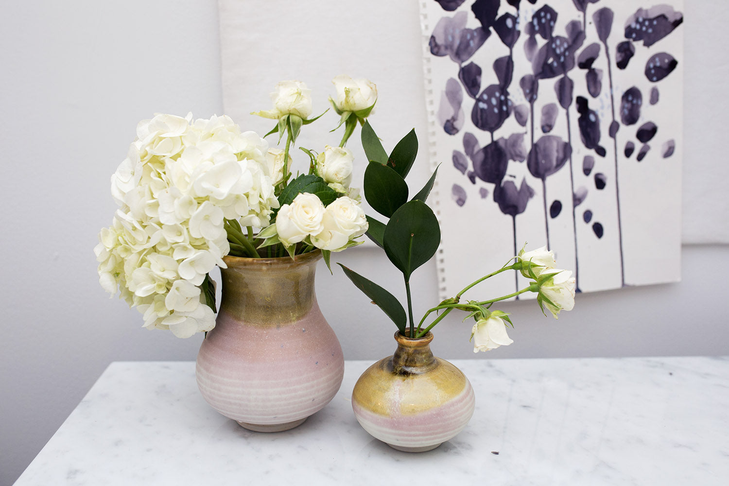 5 Things to Do Before A Friend Comes Over: Fresh Flowers