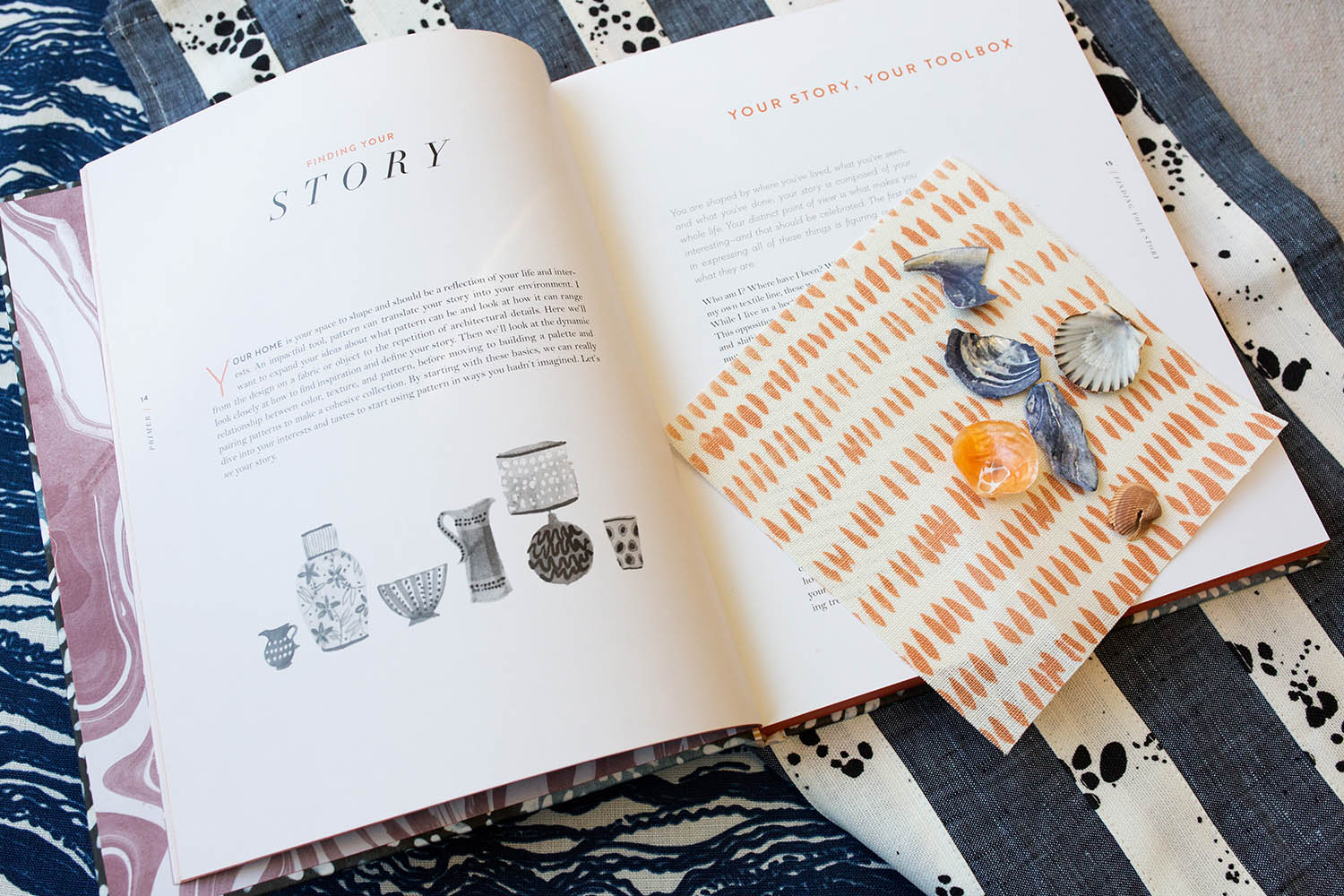 Living with Pattern by Rebecca Atwood - Home Decor Book