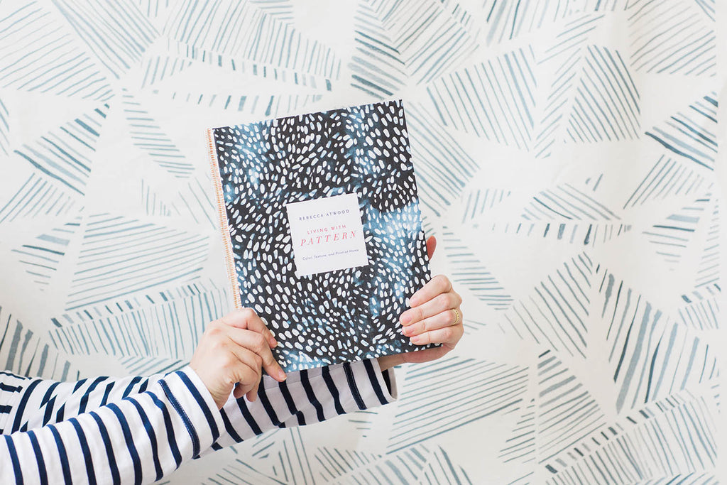 Rebecca Atwood's new book: Living with Pattern