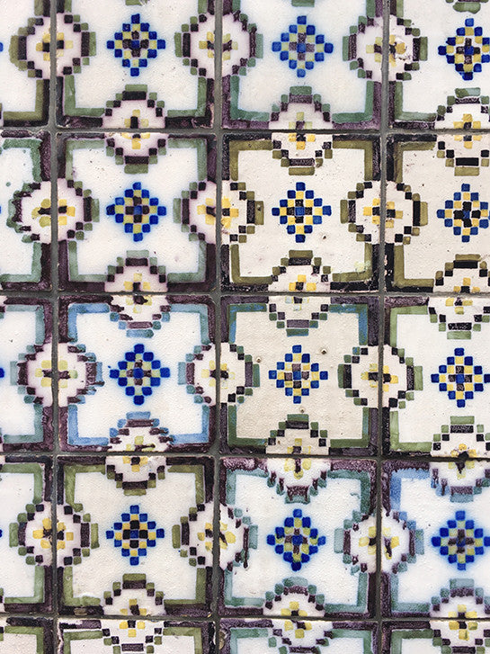 Porto, Portugal | Rebecca Atwood | Tile Inspiration