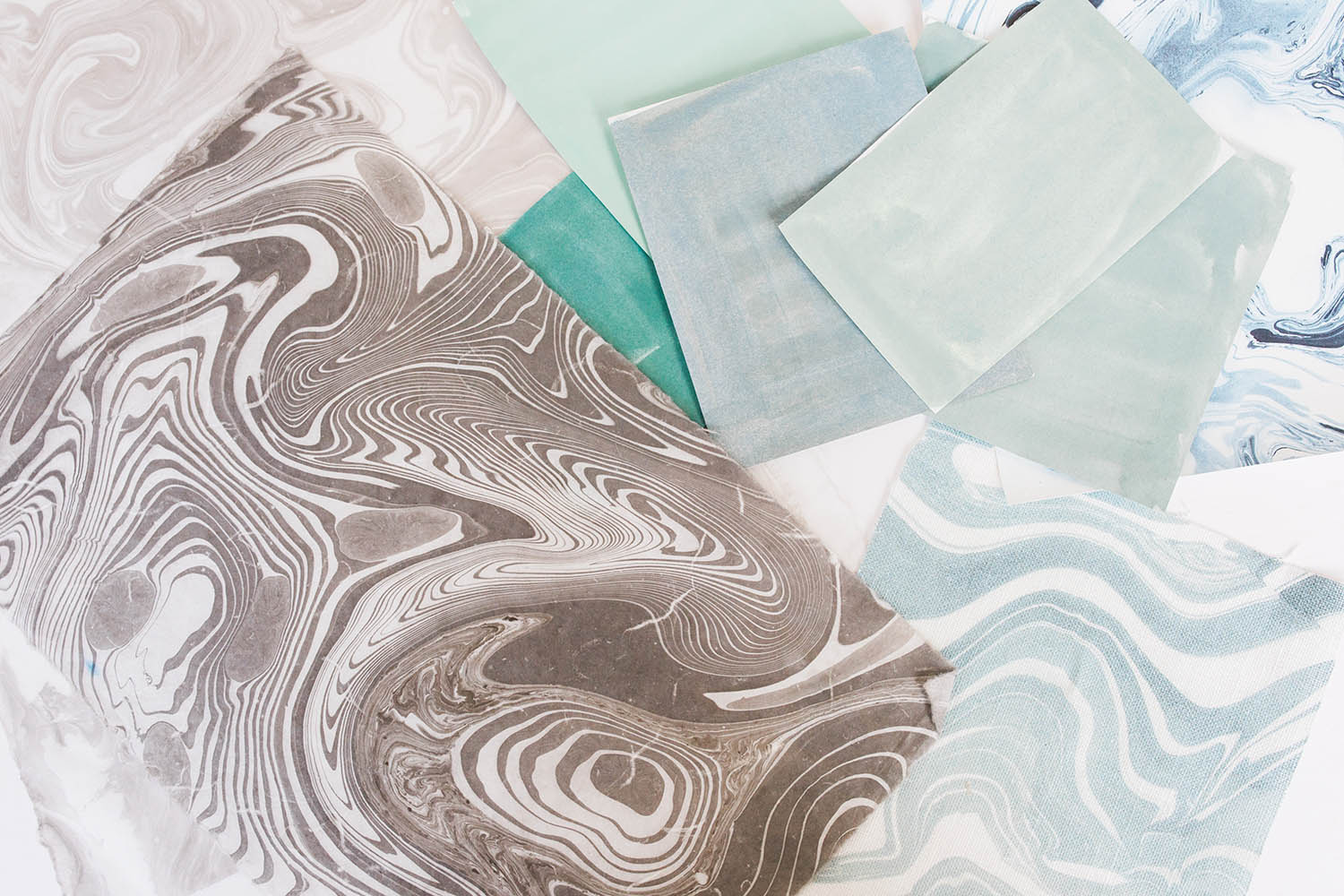 Rebecca Atwood + Method Home - Blue Sage Artwork and Inspiration
