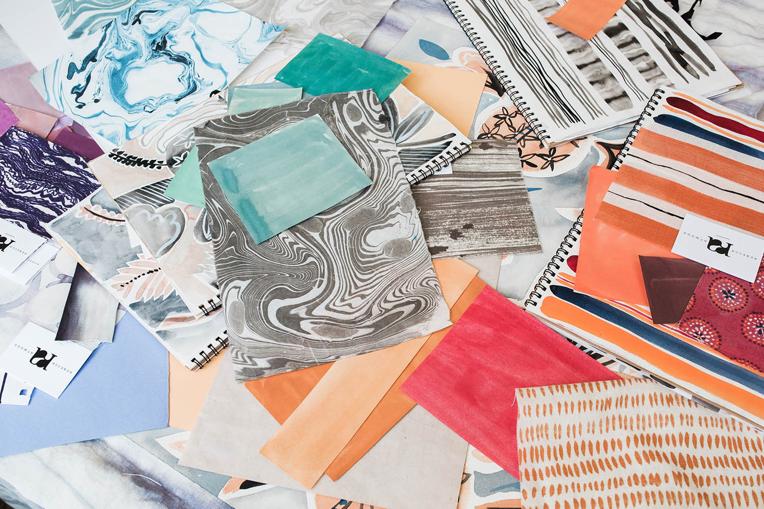 Rebecca Atwood + Method Home - Collection Inspiration and Artwork