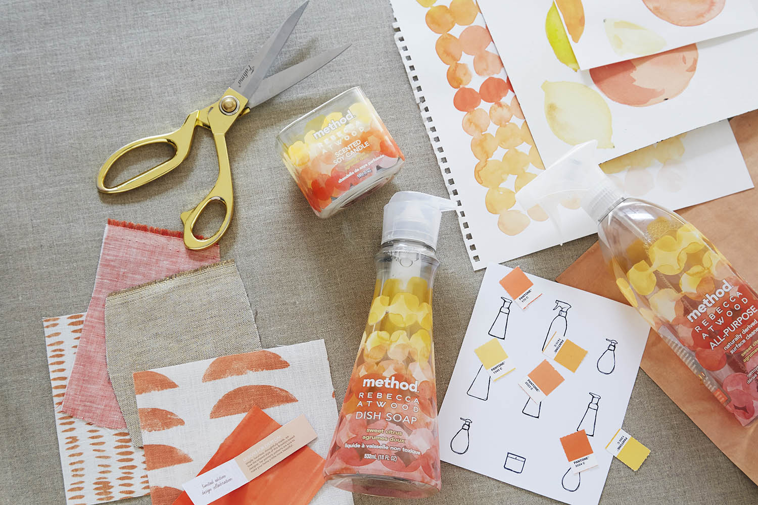 Method Home + Rebecca Atwood - Sweet Citrus