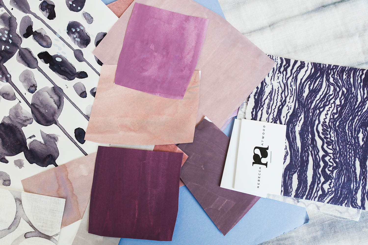 Rebecca Atwood + Method Home - Wild Violet Inspiration