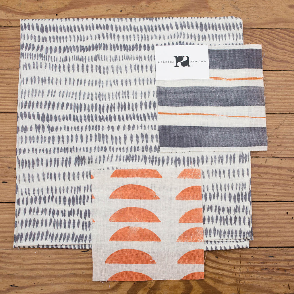 Rebecca Atwood | Simple Pattern Mixes and Why They Work