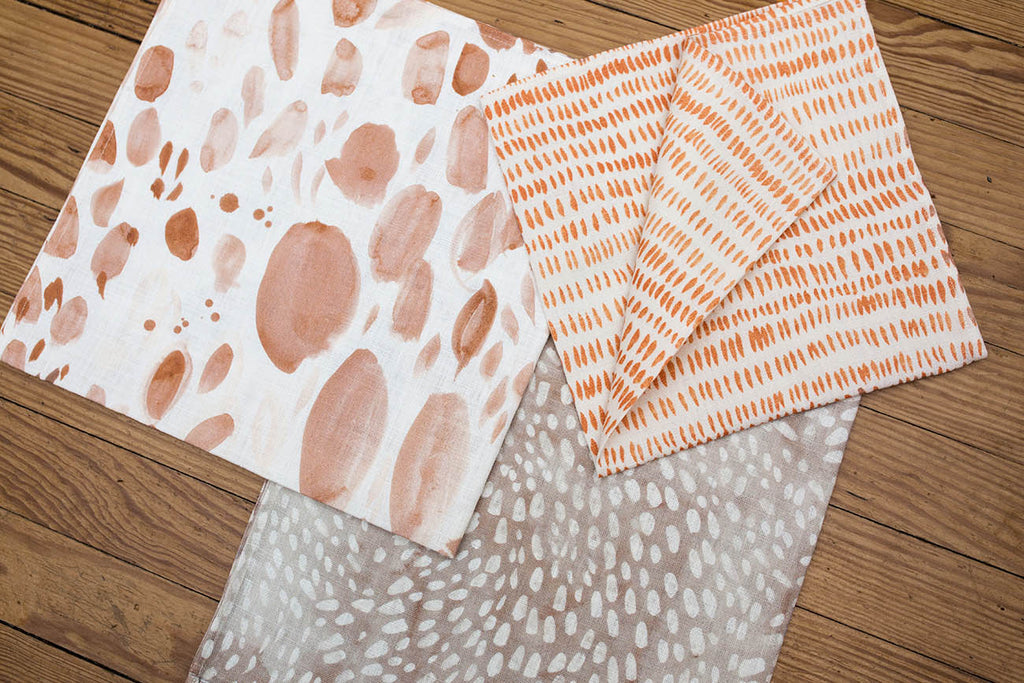 Rebecca Atwood Simple Pattern Mixing