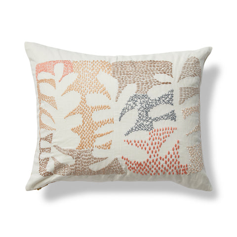 Falling Leaves Pillow Cover