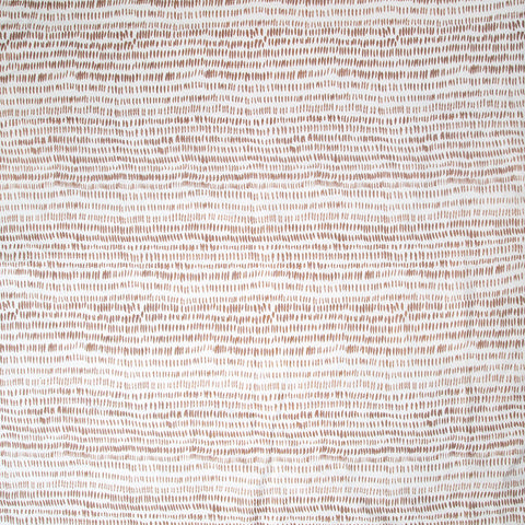 Rebecca Atwood Dashes Coffee Fabric