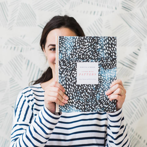 Personalized Signed Copy of Rebecca Atwood's Living with Pattern