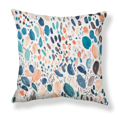 Blooms Pillows in Multi