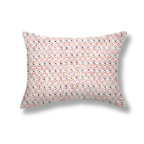 Gems Pillows in Terracotta