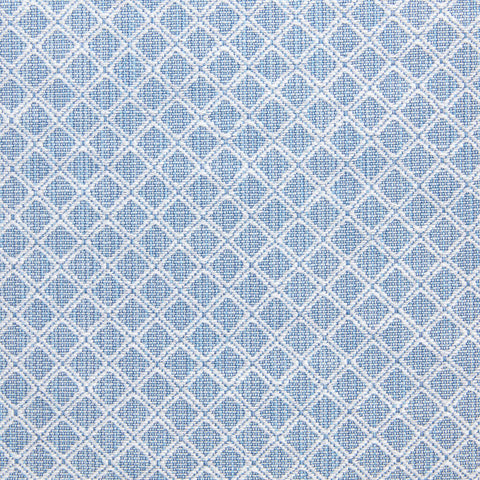 Lattice Fabric in Pale Mist