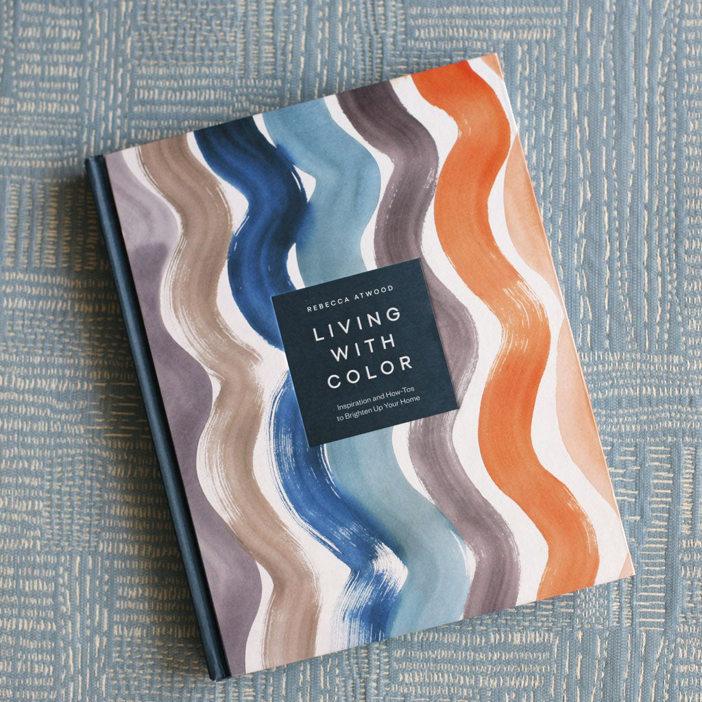 Signed Copy of Rebecca Atwood's Living with Color