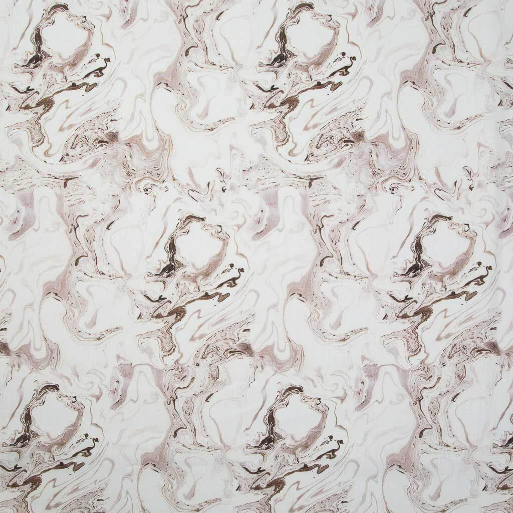 Marble Fabric in Taupe