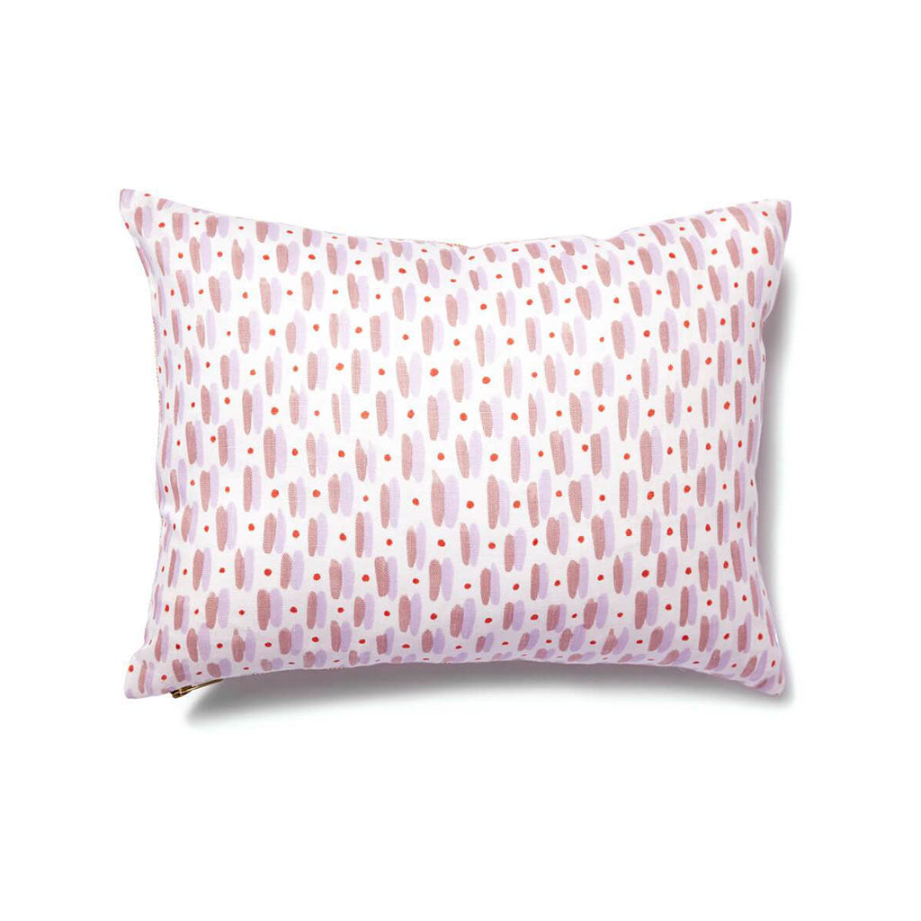 Marconi Pillow Cover in Multi Lilac