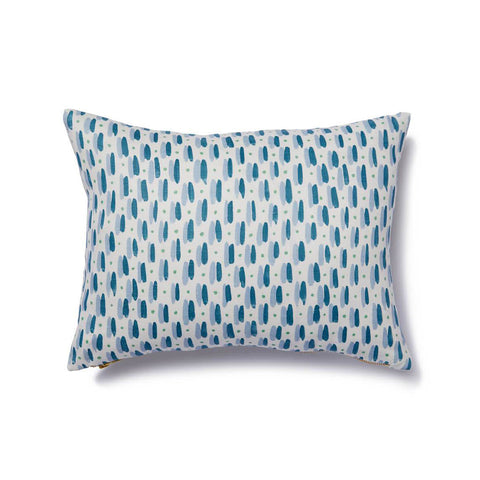 Marconi Pillow in Multi Marine