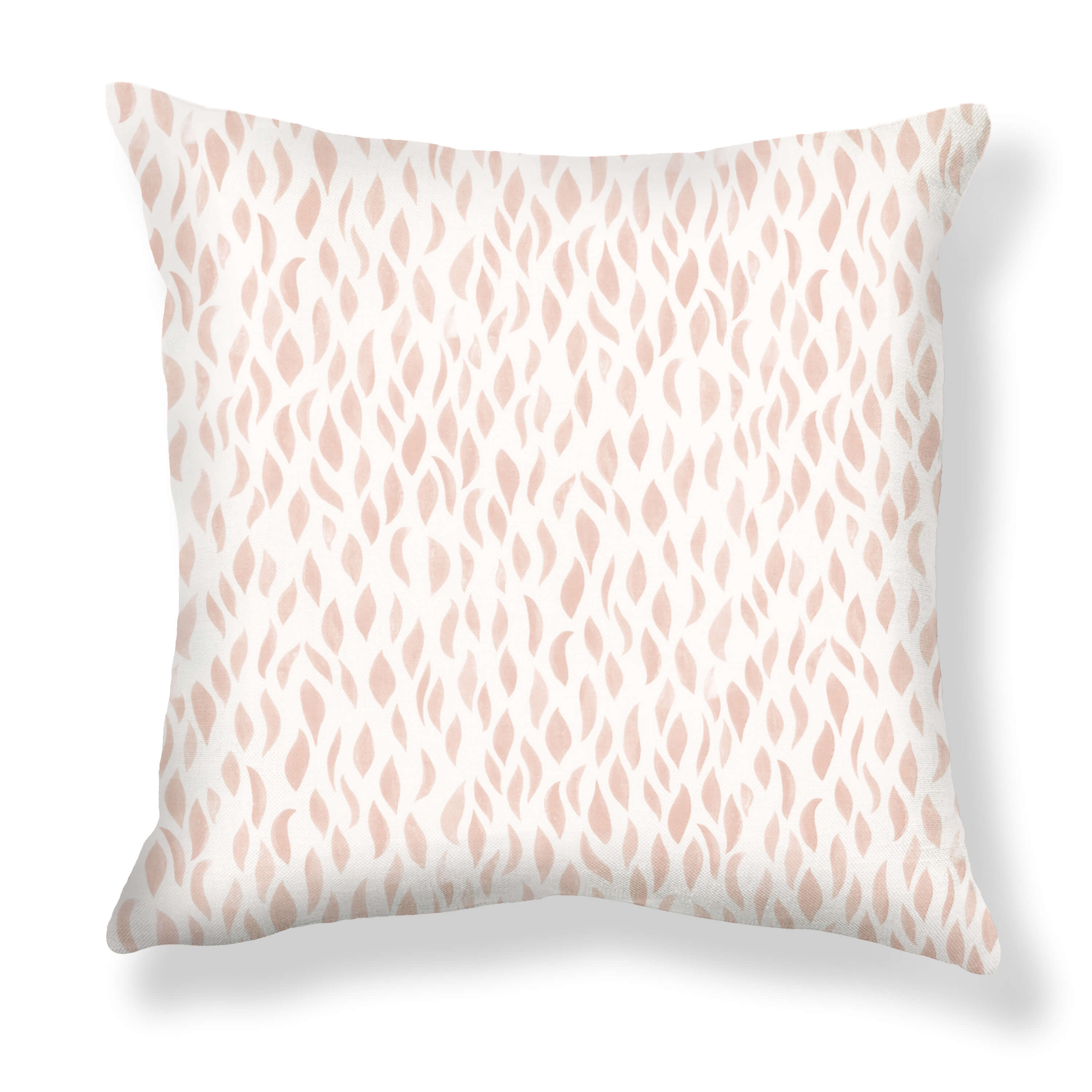Petals Pillows in Blush