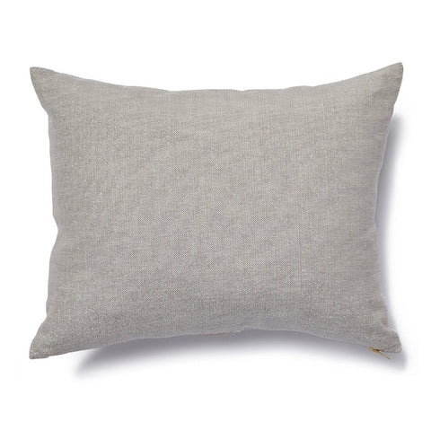 Speckled Pillow in Navy