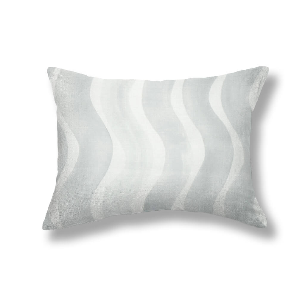 River Pillows in Gray