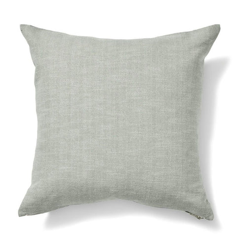 Meadow Pillow in Ruby Blue