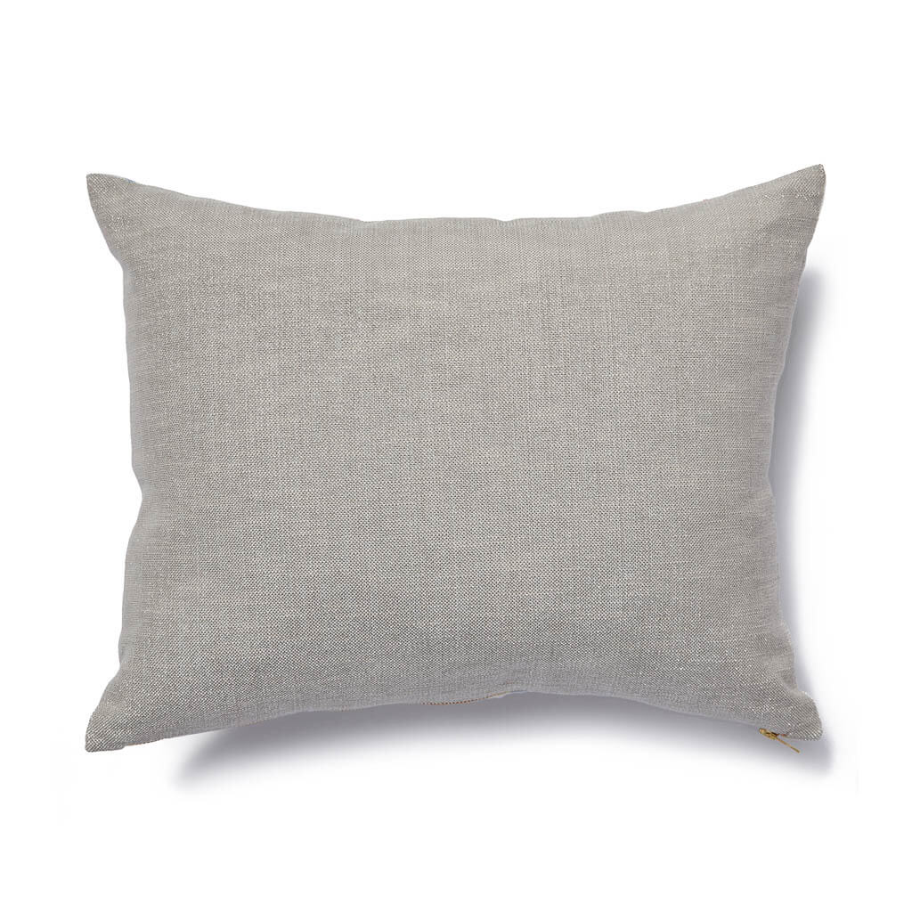 Speckled Pillow in Smoke