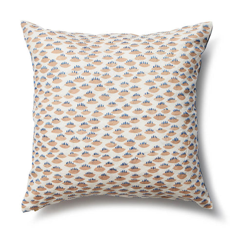 Spring Pillow in Taupe