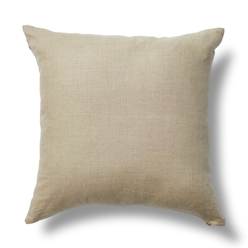 Hills Pillow in Blue-slate