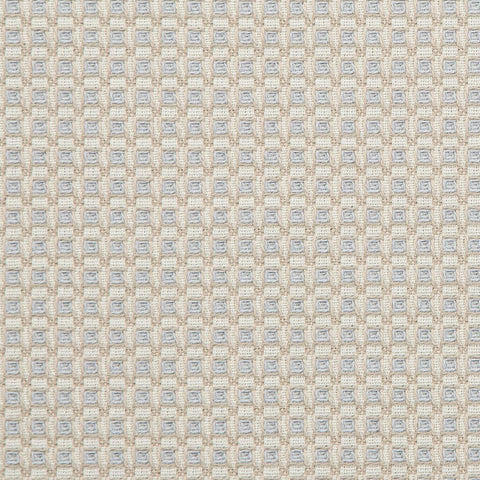 Textured Geo Fabric in Taupe-gray