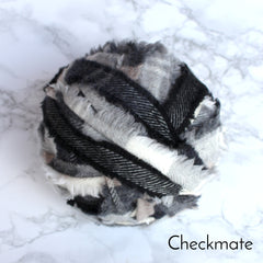 100% Wool Blanket Yarn - Mixed Neutrals