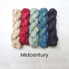 *NEW* Recycled Sari Silk Ribbon - 500g Colour Schemes